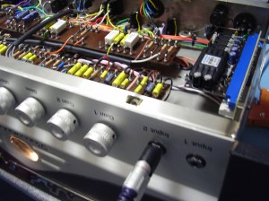 Ashdown Amp With TubeSync