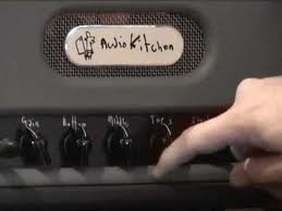 Audio Kitchen