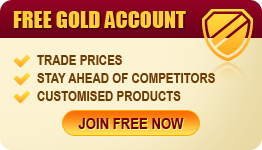 Register for Gold Account